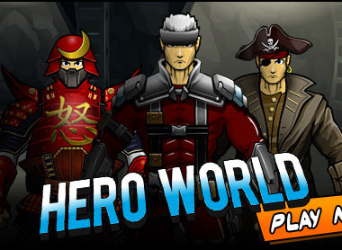 RockYou Hero World Theme