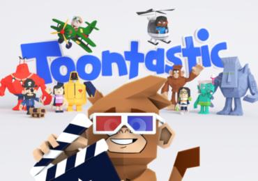 Google Toontastic 3D